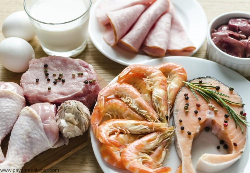 مزایای ال متیونین و معرفی مواد غذایی غنی از آن