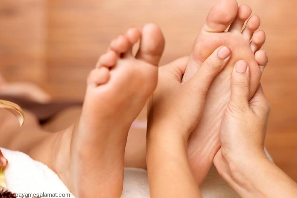 مزایای ماساژ پا قبل از خواب چیست؟