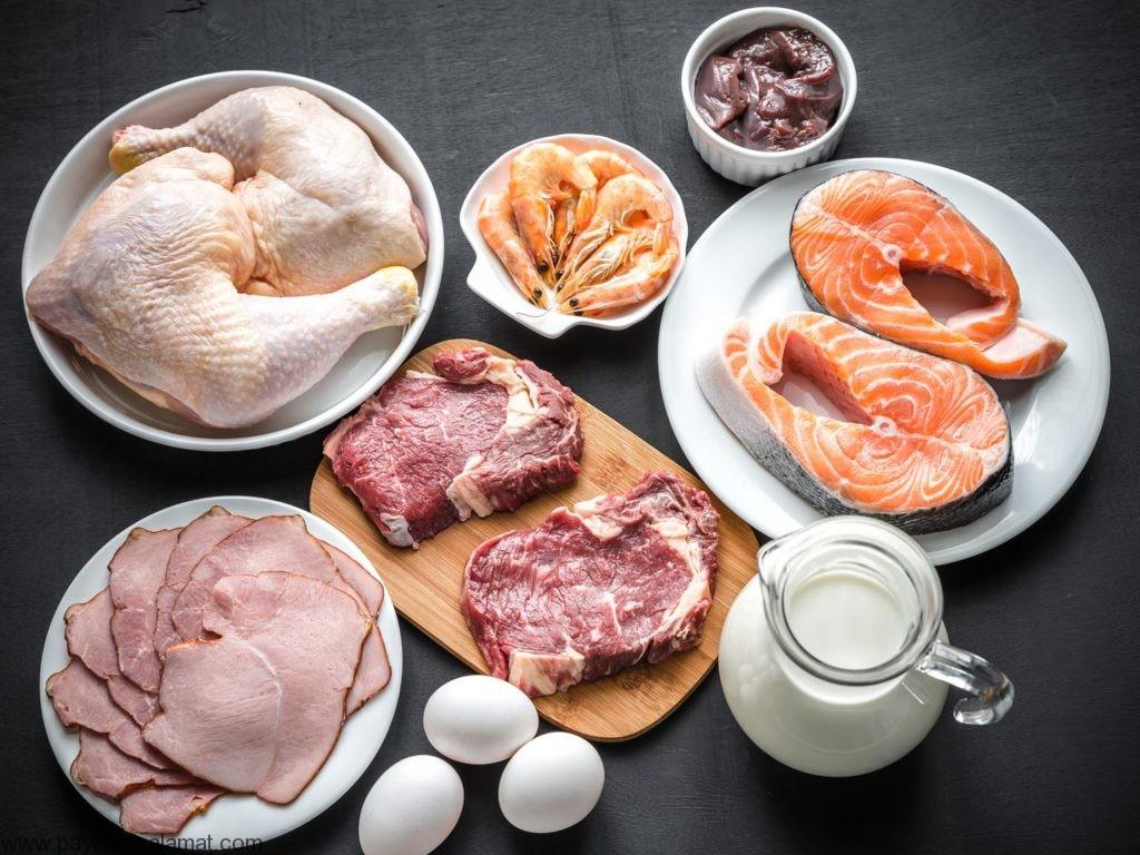 مزایای ویتامین B12 ، علائم کمبود آن و منابع غذایی غنی از این ویتامین