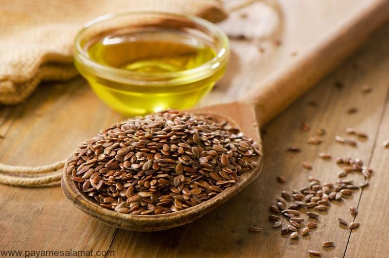 خواص روغن دانه کتان برای بدن به همراه ارزش غذایی این ماده