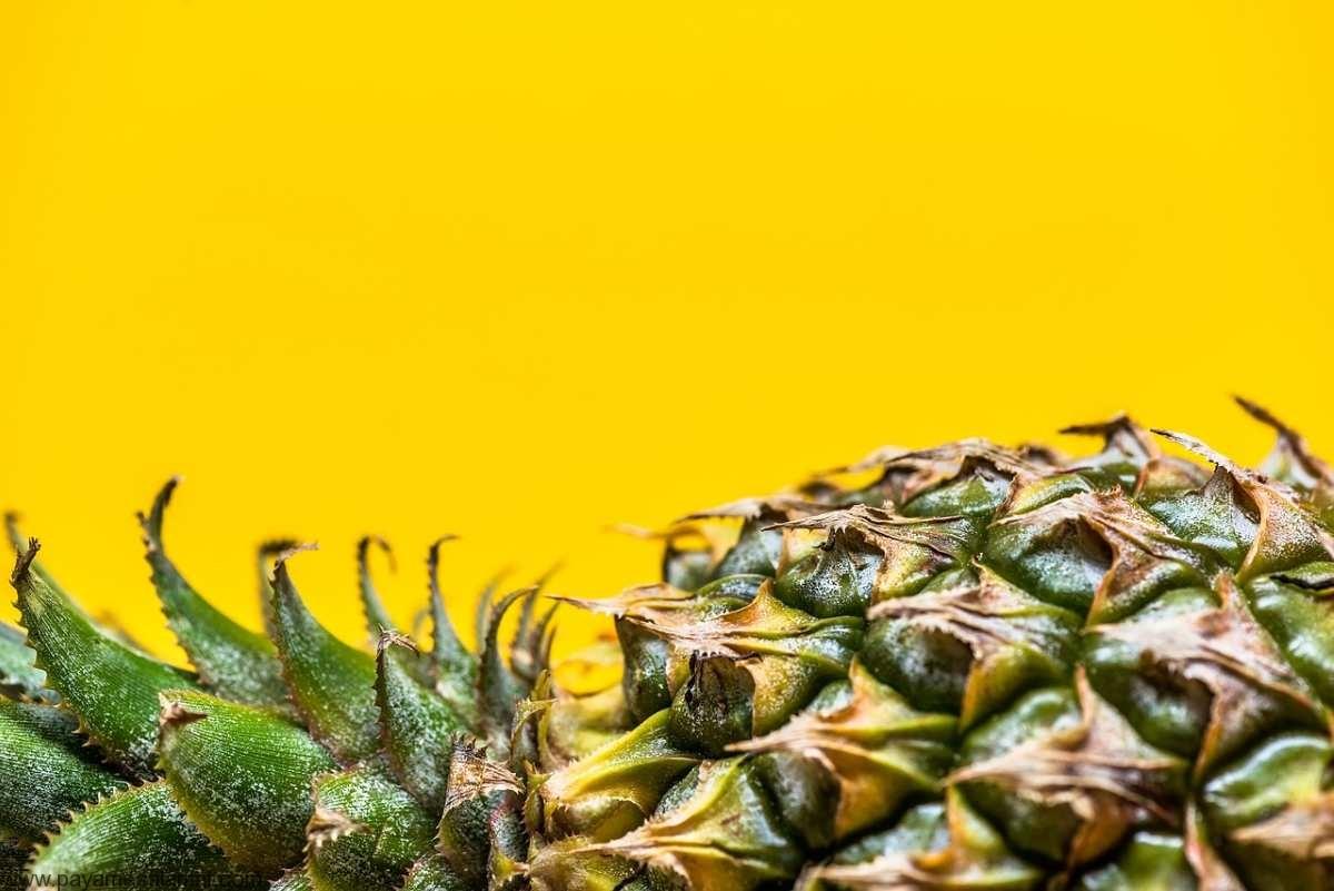 مصرف آناناس برای بدنسازان