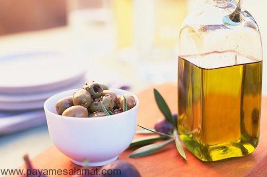 مواد غذایی سرشار از چربی سالم