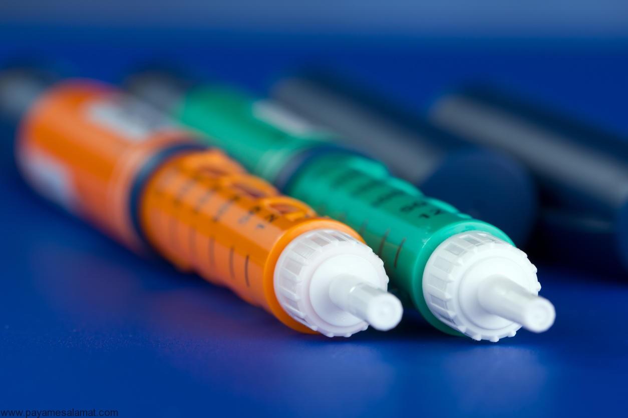 بررسی انواع انسولین و زمان استفاده از آن ها