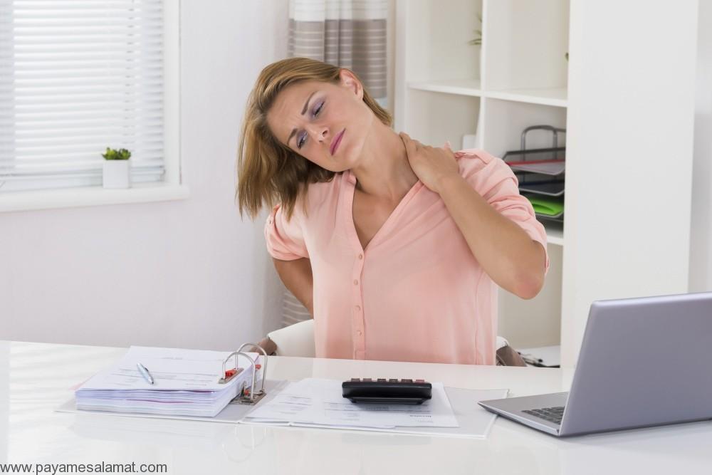 مضرات نشستن بیش از حد برای بدن و تاثیر آن بر روی ایجاد بیماری های مختلف