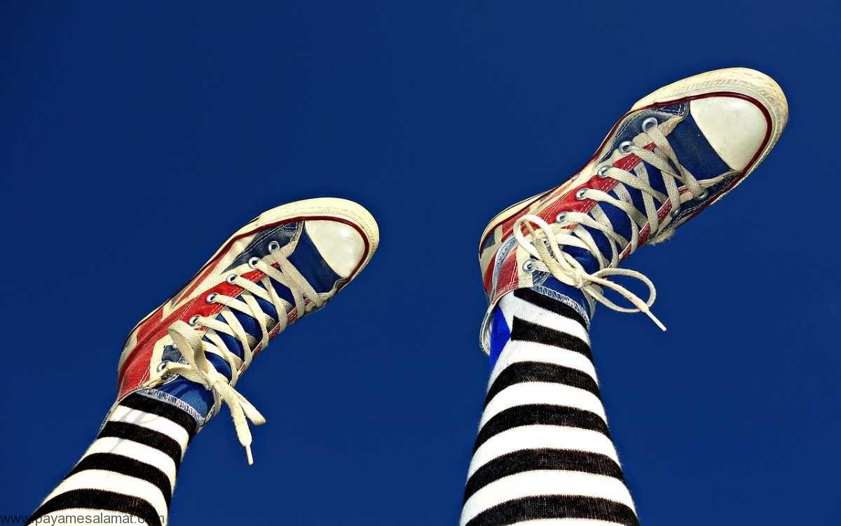 راهنمای درمان پا درد بعد از پوشیدن کفش تنگ و پاشنه بلند