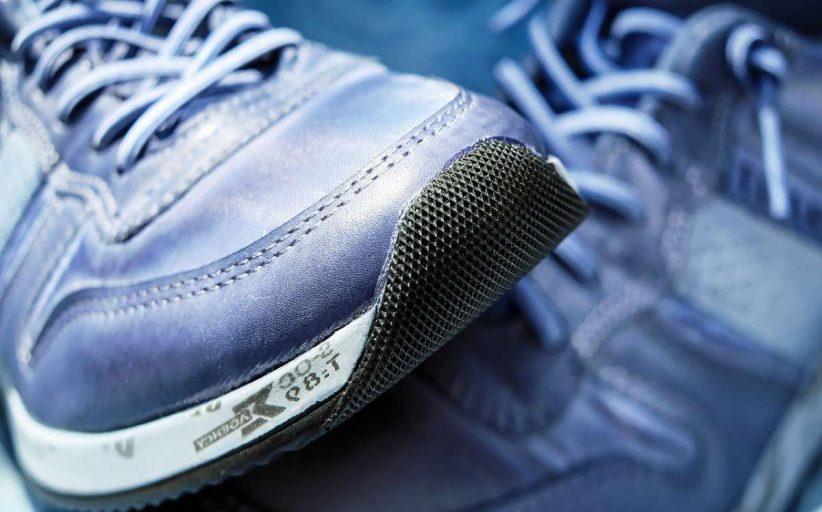 تأثیر وزن کفش در سرعت دویدن و حرکت کردن