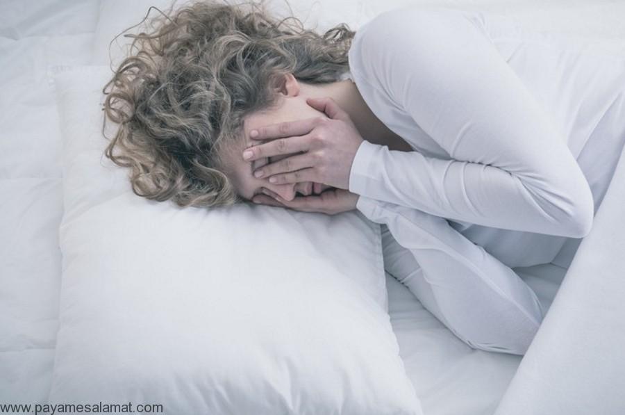 آشنایی با خطرناک ترین و جدی ترین عوارض جانبی بیخوابی