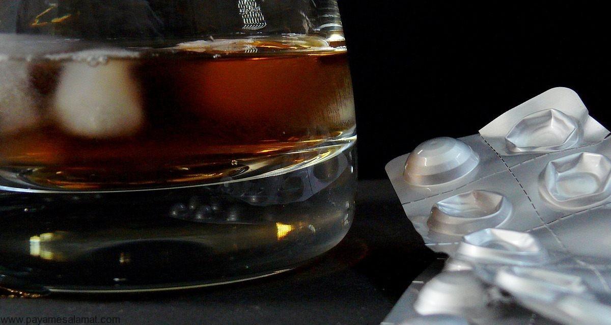 ترامادول و الکل