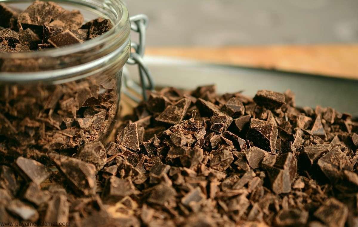 آیا خوردن شکلات ضربان قلب را تغییر می دهد؟
