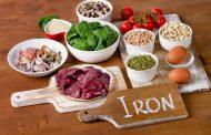 مواد غذایی غنی از آهن ؛ کارکرد آهن و علائم کمبود این ماده معدنی در بدن