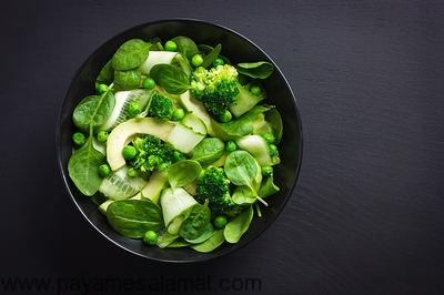 مواد غذایی سرشار از ویتامین B کمپلکس