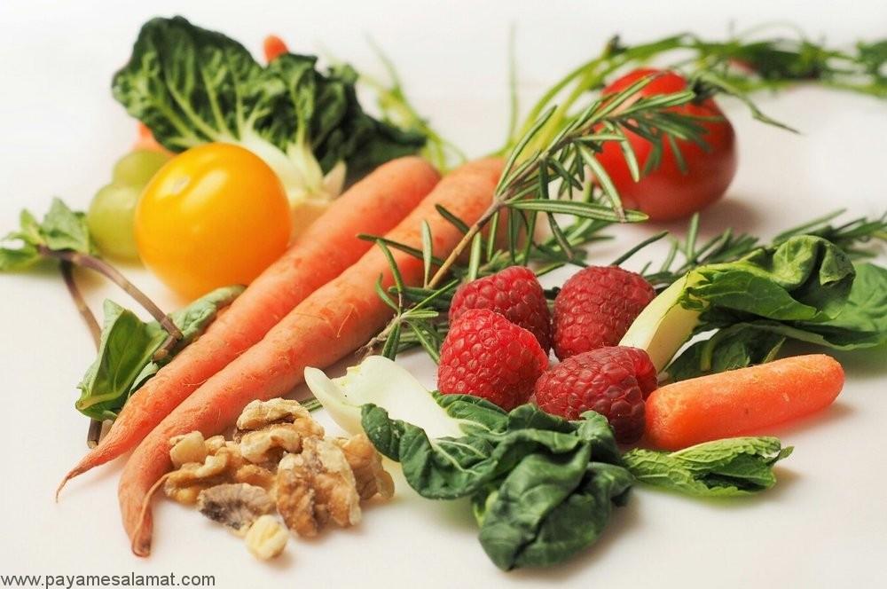 آشنایی با مواد غذایی افزایش دهنده انرژی در بدن