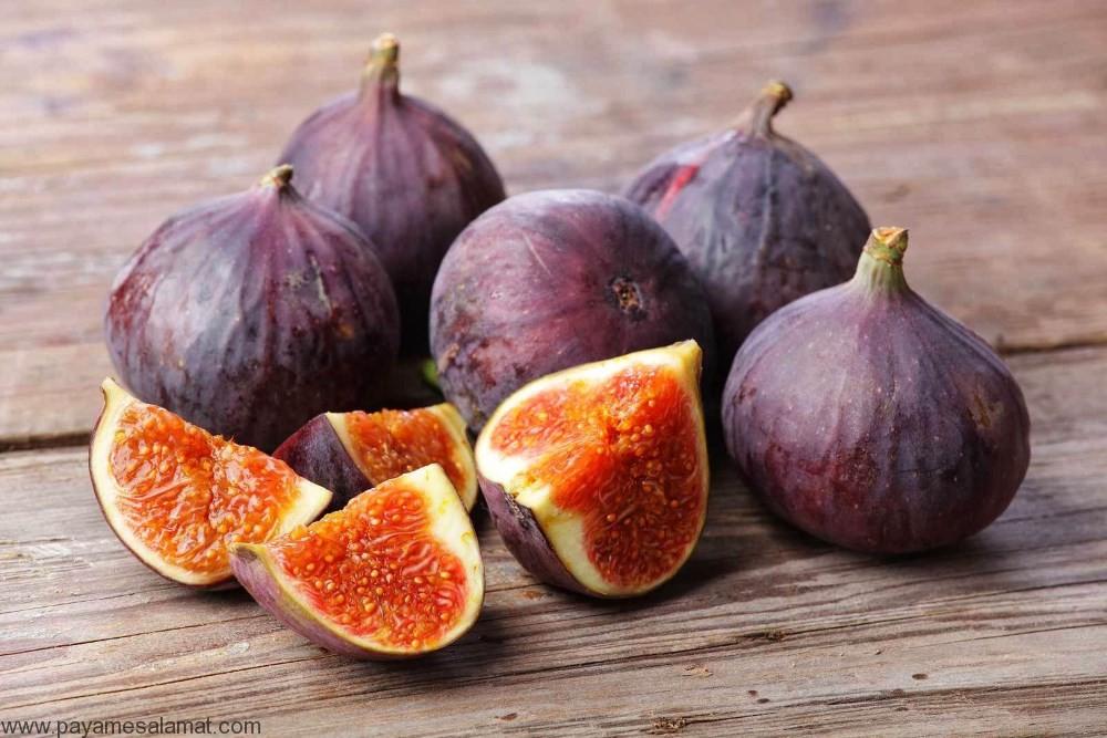 همه چیز درباره خواص و ارزش غذایی انجیر تازه، انجیر خشک و برگ درخت این میوه