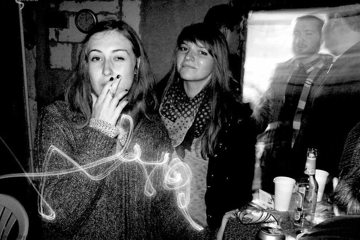 آیا از عوارض سیگار کشیدن تفننی و گاه به گاه آگاهید؟