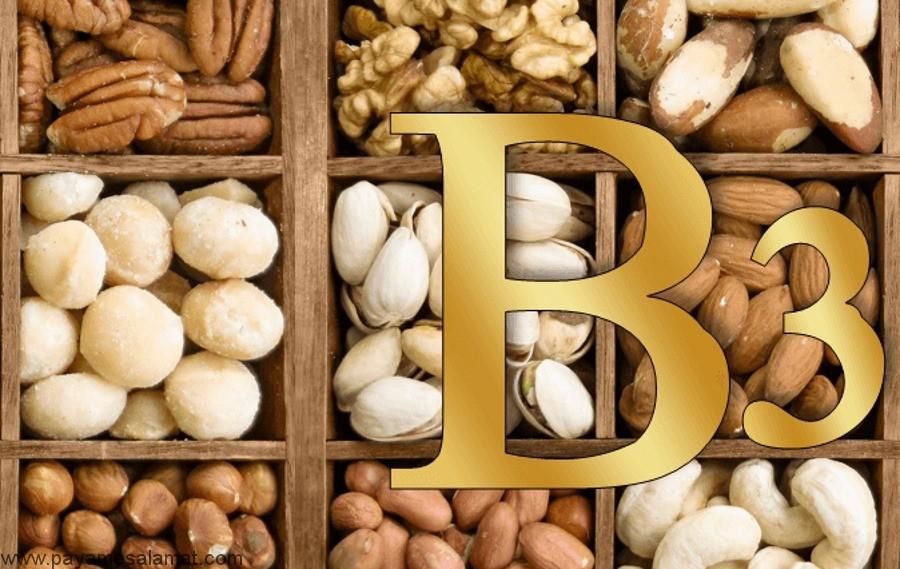 کمبود ویتامین B3 ؛ نشانه ها، علل، روش های درمان و منابع تامین این ویتامین برای بدن