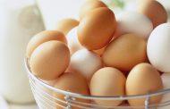 مقدار ویتامین ها و پروتئین سفیده تخم مرغ چقدر است؟