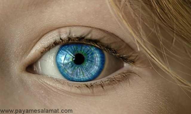 اثر سیگار کشیدن بر چشم ها