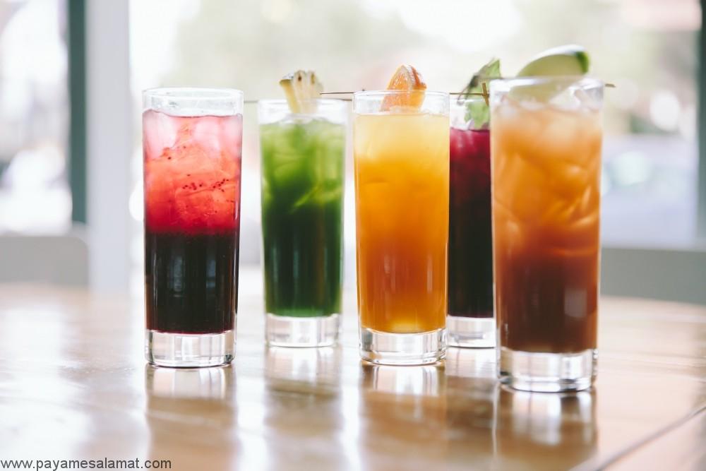 آیا کوکتل آبمیوه برای قلب مفید است؟