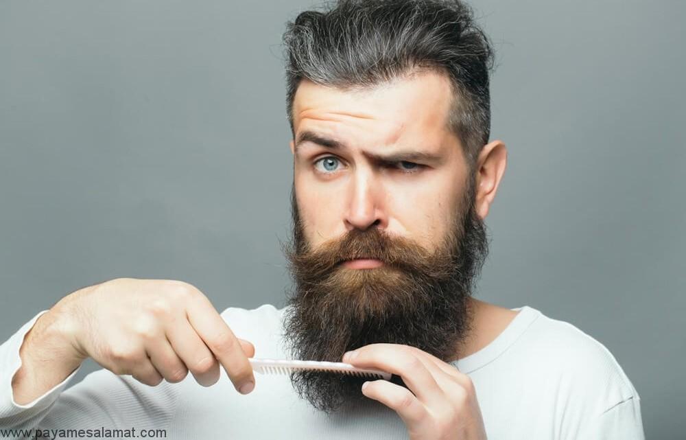روش های طبیعی و ساده برای افزایش رشد ریش و سیبیل و ضخیم شدن موی صورت