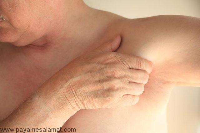 درد زیر بغل چپ و علل شایع ایجاد کننده آن