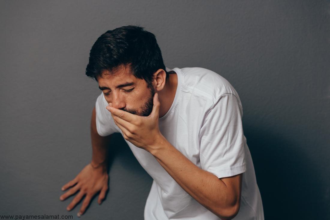 علل تهوع صبحگاهی در مردان و روش های طبیعی درمان این عارضه