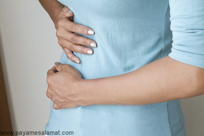 درد شدید در پایین سمت چپ شکم ؛ علل و روش های درمان