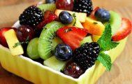آشنایی با میوه های دارای قند طبیعی کم