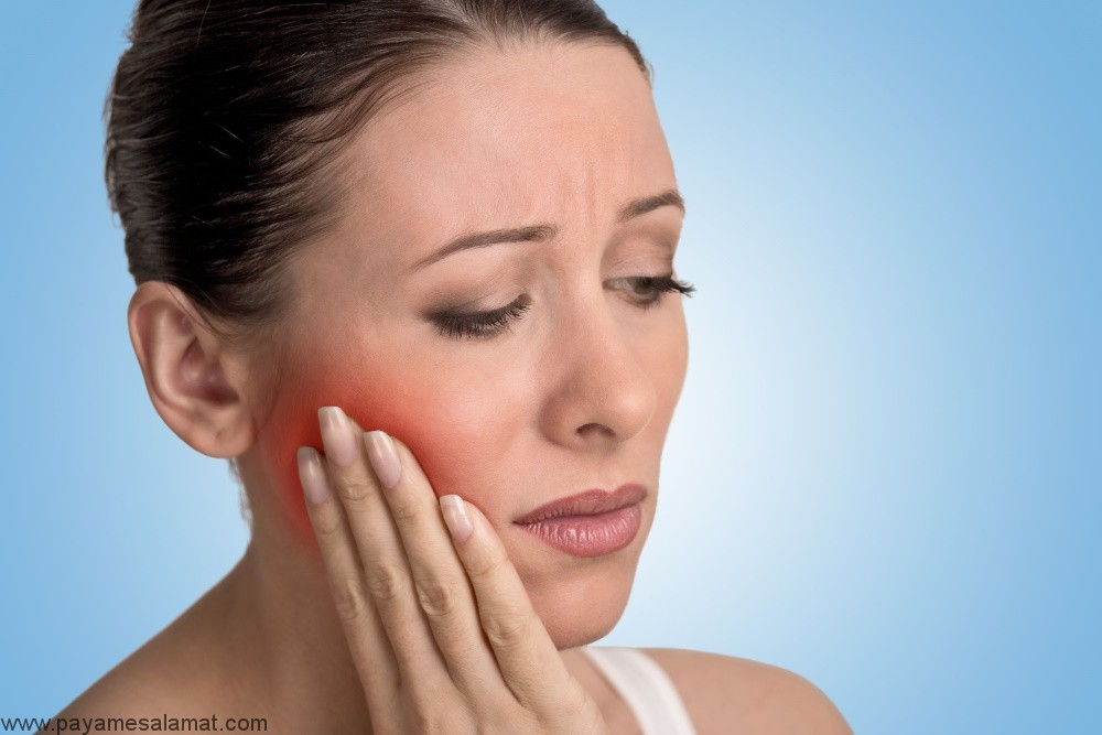 تورم گونه و یک طرف صورت ؛ علل و روش های درمان