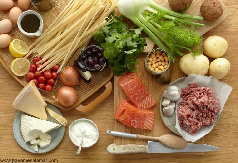 چه مواد غذایی انرژی زا هستند ؟
