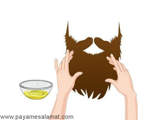 افزایش رشد ریش و سیبیل به کمک روش های طبیعی