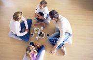 فواید غذا خوردن روی زمین برای بدن، ذهن و حتی بهبود روابط خانوادگی