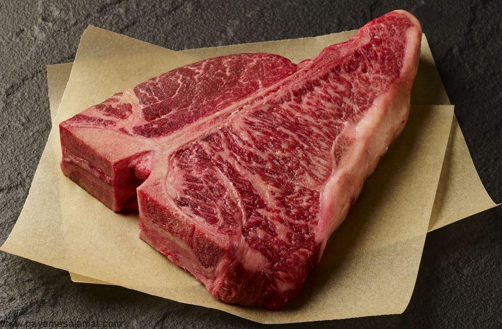 پروتئین موجود در گوشت گاو چقدر است؟