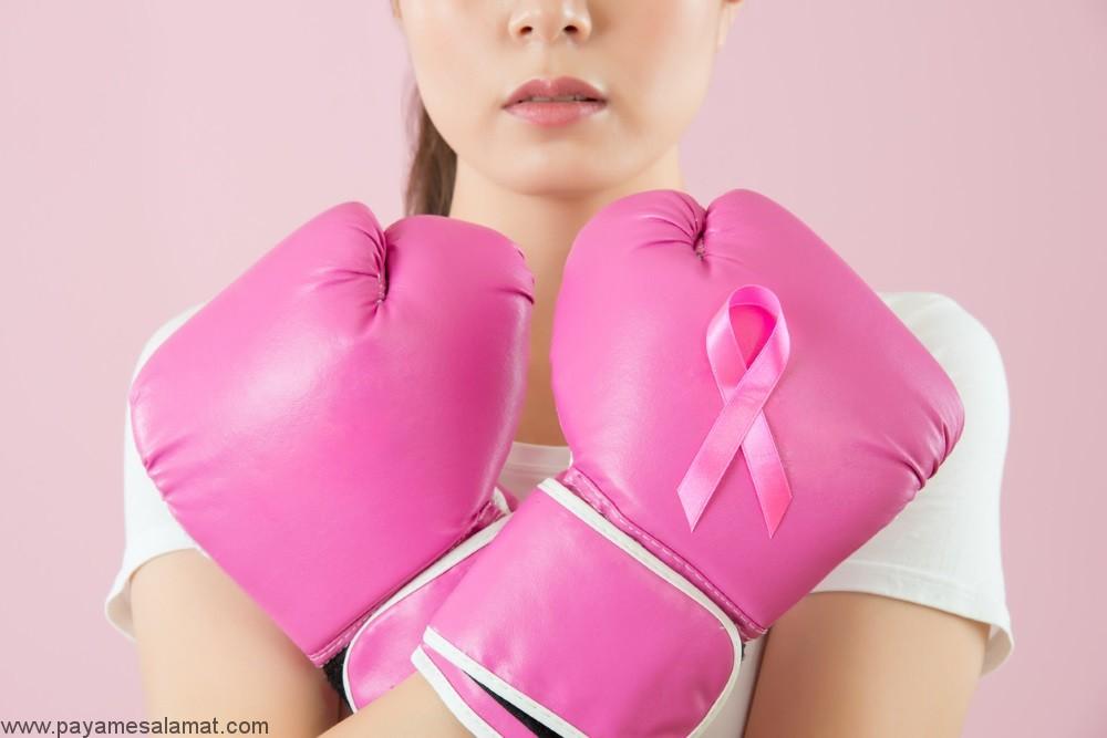 آشنایی با مراحل سرطان پستان