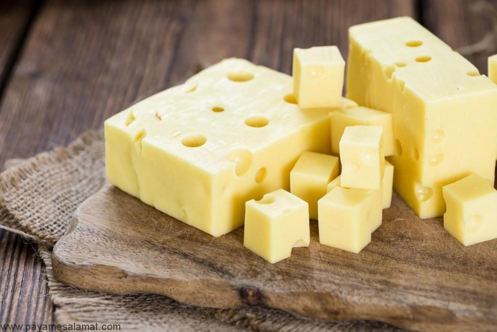 معرفی سالمترین انواع پنیر و میزان چربی و سدیم هر کدام