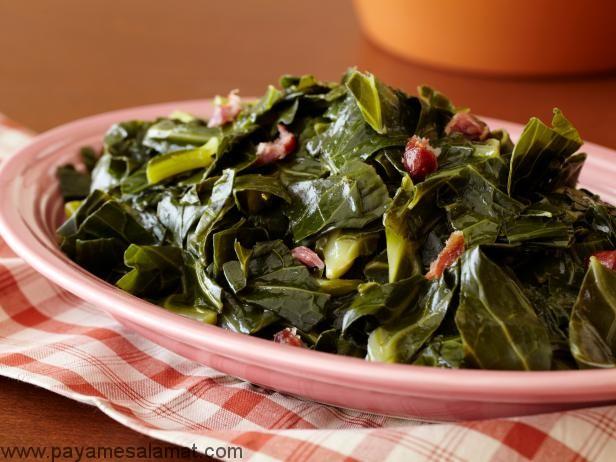 ویتامین ها و مواد معدنی کولارد سبز
