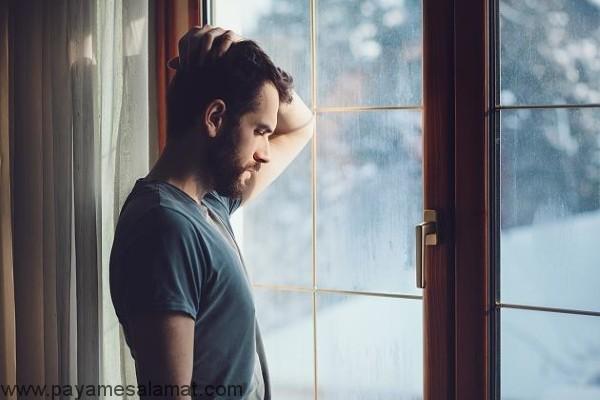 تأثیر افسردگی بر بدن