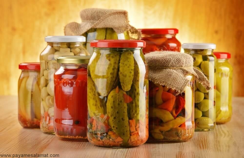 مزایای استفاده از مواد غذایی تخمیر شده و پروبیوتیک برای بدن