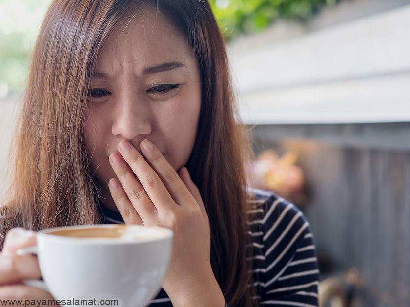 بیزاری از غذا در دوران بارداری و نحوه مقابله با این حس