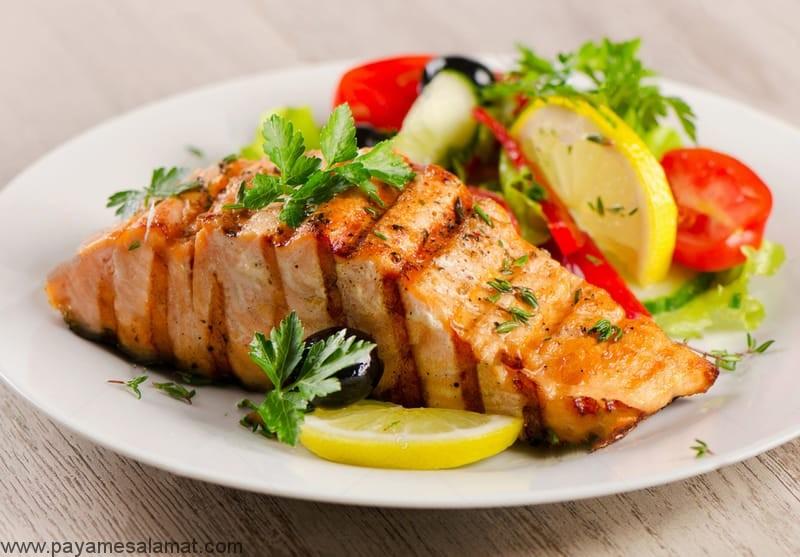 مزایای مصرف ماهی برای بدن بر اساس شواهد علمی
