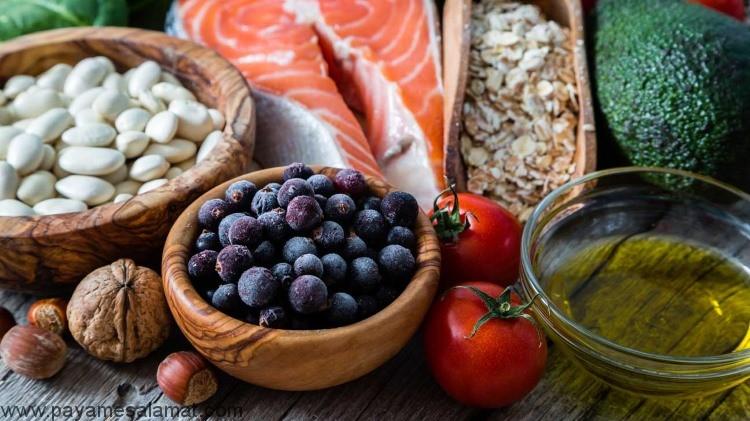 ارتباط مصرف زیاد مواد مغذی با بیماری ها