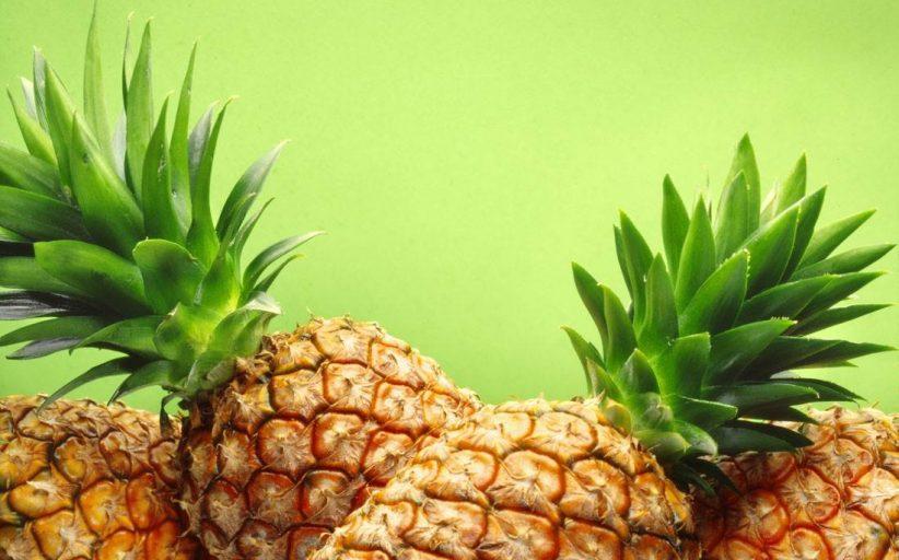 آناناس و رفلکس اسید ؛ این دو چه ارتباطی با هم دارند؟