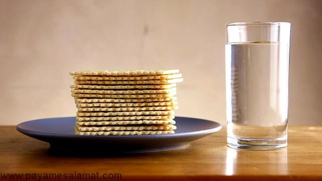 مواد غذایی مفید برای مسمومیت غذایی