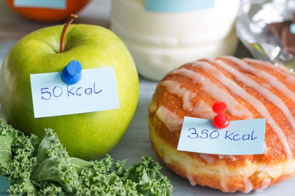 میزان مصرف کالری و نکات پیرامون تامین انرژی بدن