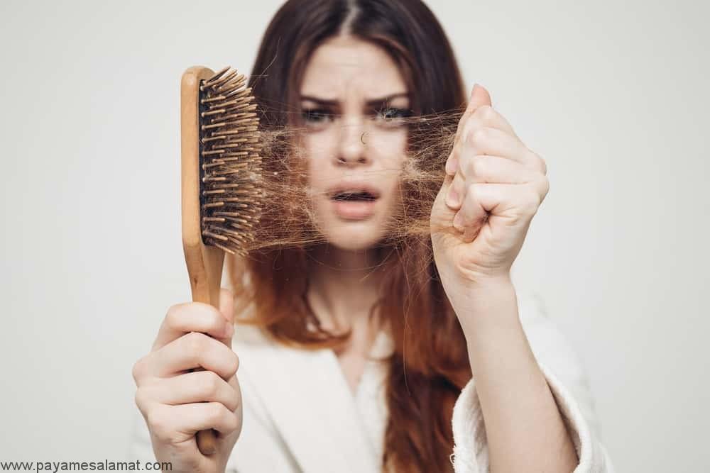 جلوگیری از ریزش مو با روش های طبیعی و موثر
