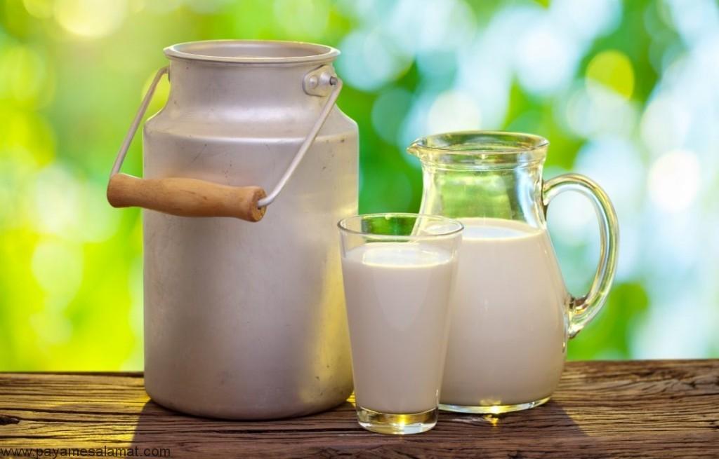 دلایل علمی برای اثبات مضرات مصرف شیر کم چرب