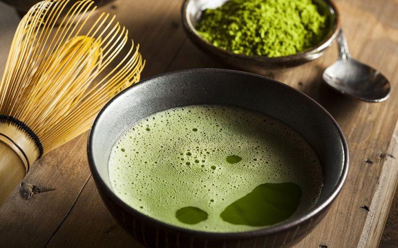 خواص چای سبز ماچا برای چربی سوزی و مبارزه با سرطان