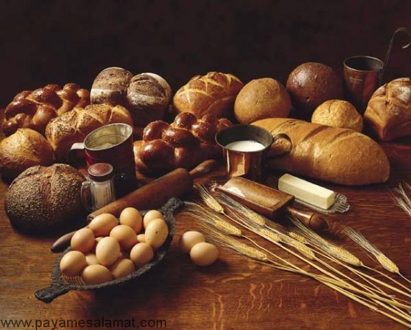 مواد غذایی سرشار از تیامین