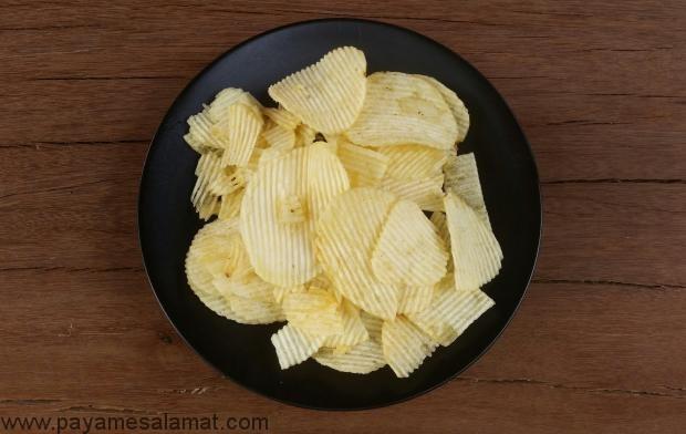 مواد غذایی مضر برای نارسایی قلبی