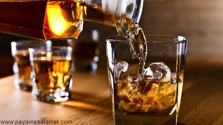 تاثیر الکل بر روی دیابت