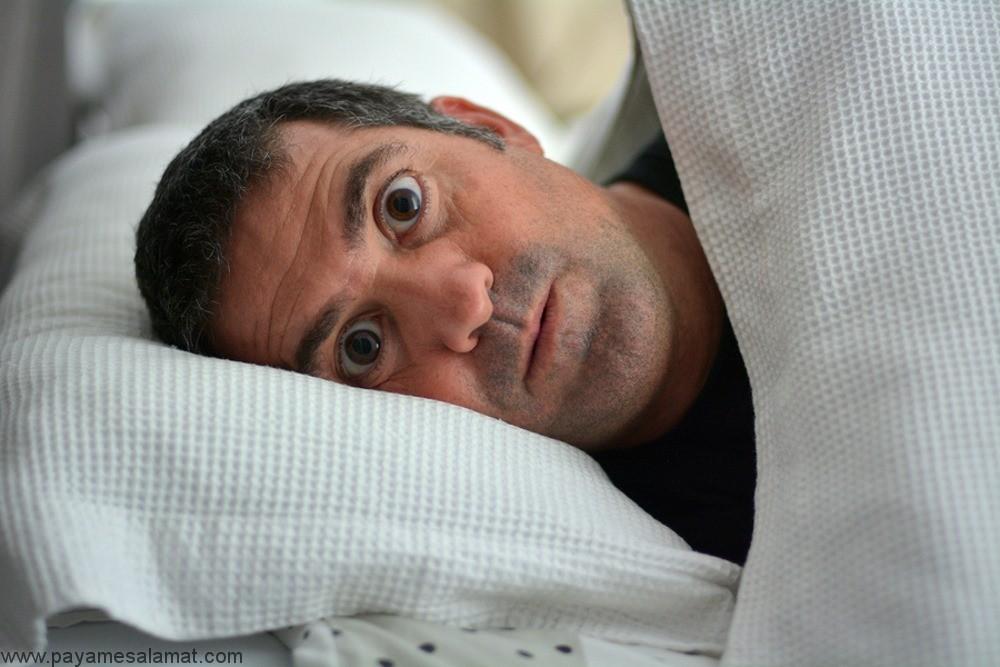 عوارض محرومیت از خواب بر روی بدن